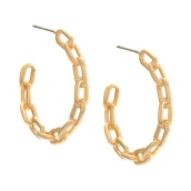 Jack Vartanian chain earrings