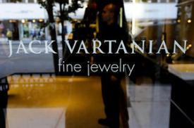 Jack Vartanian storefront