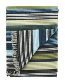 Missoni Home Blue blanket multi
