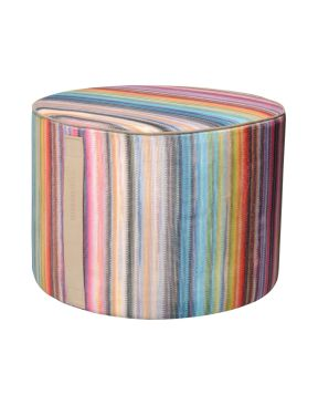 Missoni Home Poof
