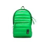 Mueslii Jamacian Green Puffer Backpack