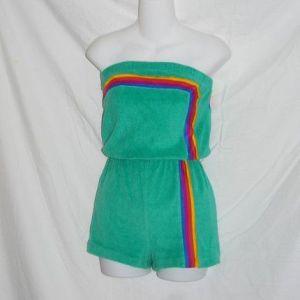 1970's Terrycloth