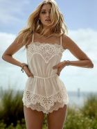 Crochet-Patterns-Romper-New-Victoria39s-Secret-Floral-Dream-Angels-Crochet-Lace-Romper-White-Lingerie
