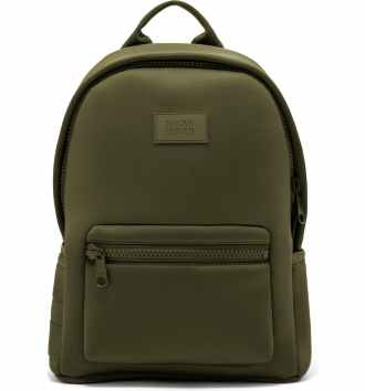 Dagne Dover 365 Dakota Medium Neoprene Backpack Dark Moss