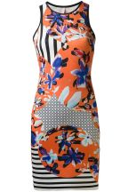elle-neoprene-clover-canyon-floral-discs-neoprene-dress-elv