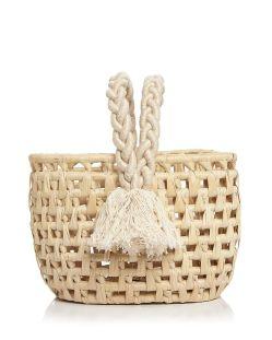 NAnnacay Kali Basket Straw Tote