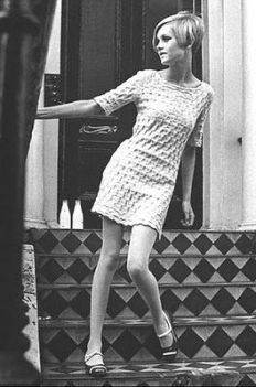 Twiggy Mary Quant