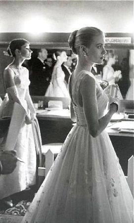 Grace Kelly ladylike