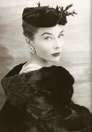 Ladylike hat
