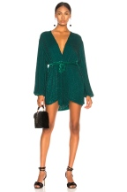 Retrofete Gabrielle Dress Green