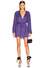 Retrofete Gabrielle Dress Purple