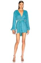 Retrofete Gabrielle Dress Sky Blue