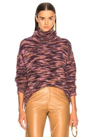 Sies Marjan Parker Sweater Purple