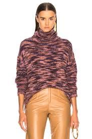 Sies Marjan Parker Sweater Purple