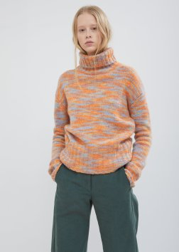 Sies Marjan Parker Sweater Orange