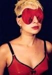 Lovesick blindfolds