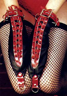 Lovesick Bondage Gloves
