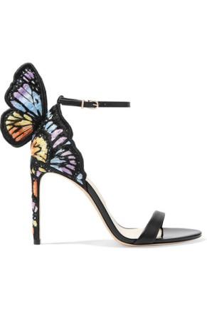 Sophia Webster Chiara Butterfly Heel