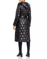 Donna Karan New York Reversible Down Puffer Coat Bloomingdales $450
