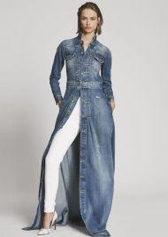 ralph-lauren-sherwin-denim-trucker-gown- $2990