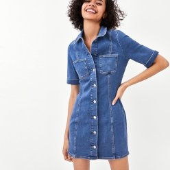 Zara Denim Dress