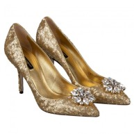 DOLCE-and-GABBANA-Sequined-Pumps-BELLUCCI-Gold-07512-30