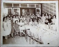 Ladies Who Lunch Cuba 1953