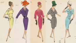 Ladies Who Lunch Sewing Pattern