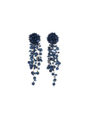 Oscar de la Renta Beading Earrings azore