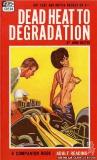 Greenleaf Dead Heat To Degradation Aug. 1962