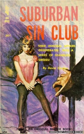 Greenleaf The Suburban Sin Club Jan. 1959