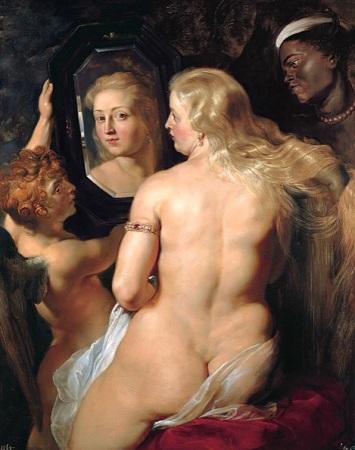 Toilet of Venus by Peter Paul Rubens (1612 – 1615)