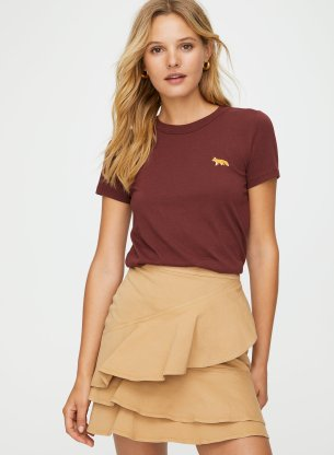 Aritzia Sunday Best Fox T-shirt