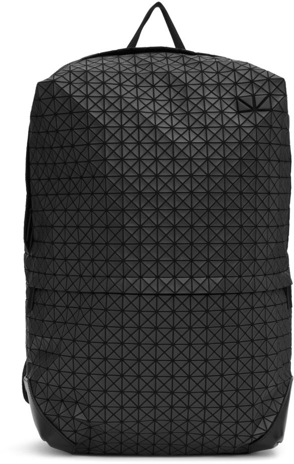 Bao Bao Issey Miyake Black Matte backpack
