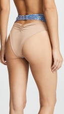 For Love and Lemons Cosmos Sequin Panties