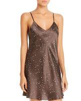 Orion Star Silk Slip brown