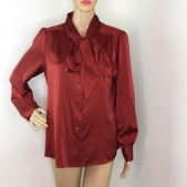 Vince Camuto Pussy Bow blouse