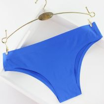 Blue Spandex Bikini