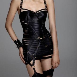 pussylequeer Bordelle -cage-dress-460x460