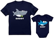 Daddy and Baby Shark