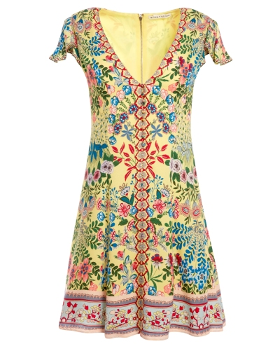 Alice-And-Olivia-Wildflower-Hadley-Fit-And-Flare-Dress
