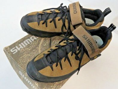 Shimano Mountain Bike Shoes eBay $25.00