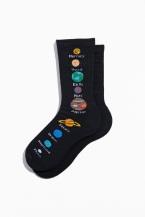 Urban Outfitters Planet Socks Men's