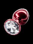 Julian Snelling Red CrystalButtplug