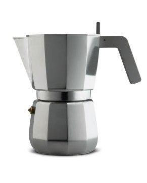 Alessi 9 cup Moka Induction Cofffee Maker $155