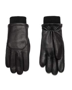 Canada Goose Leather Workman Gloves $125