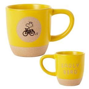 Hallmark Woodstock Early Bird Coffee Cup
