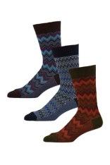 Missoni 3-pack wool socks $135