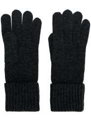 N. Peal Cashmere Ribbed Gloves FarFetch $88