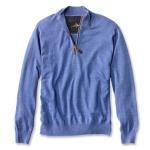 Orvis Merino Woold Zipneck Sweater $119 – take $25off